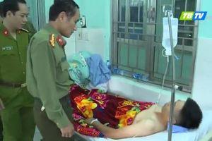 Bắt khẩn cấp nghi phạm đâm trọng thương 2 cán bộ CSGT tỉnh Thái Bình