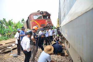 Hai tàu hỏa đâm nhau ở ga Núi Thành, Quảng Nam: Khởi tố lái tàu 2469