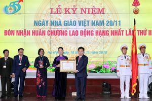 Nhiều hoạt động chào mừng Ngày Nhà giáo Việt Nam 20-11