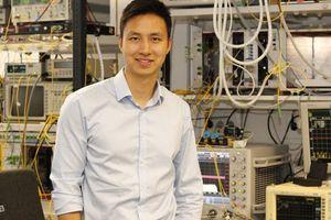 'Soái ca' người Việt chiến thắng giải thưởng công nghệ trẻ hàng đầu thế giới