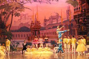 'Kẹp hạt dẻ - Giấc mơ thần tiên' sự giao thoa giữa múa cổ điển và múa dân gian