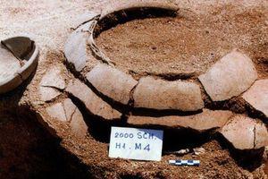 Phát hiện 6 mộ cổ 2000 năm ở Quảng Ngãi