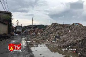 Xử lý 25 cơ sở gây ô nhiễm môi trường nghiêm trọng
