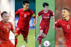 4 tuyển thủ Việt Nam hiện tại từng sút tung lưới Myanmar