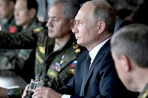 Tổng thống Putin: Nga sẽ không để bị lôi kéo vào cuộc chạy đua vũ trang mới