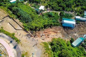 Cận cảnh 'bom nước' vỡ, làm chết gia đình 4 người ở Nha Trang