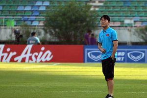 Xuân Trường, Duy Mạnh được cử ra sân 'làm phép' trước trận gặp Myanmar