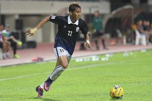 ĐT Campuchia 2-0 ĐT Lào: Vathanaka tỏa sáng