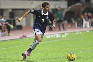 ĐT Campuchia thắng trận đầu tại AFF Cup cùng giám đốc kỹ thuật Honda