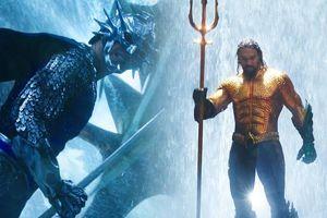 Mãn nhãn với trailer cuối cùng của 'Aquaman: Đế vương Atlantis'