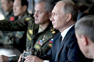 Câu trả lời từ Nga về nguy cơ chạy đua vũ trang nếu Mỹ hủy bỏ INF
