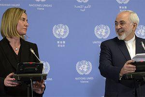 EU 'đổi chiều' ủng hộ Mỹ trừng phạt Iran?