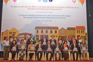 Hội nghị các nước ASEAN về môi trường du lịch không khói thuốc