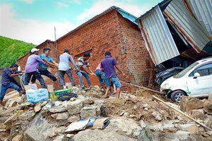 Đã tìm thấy xác thêm 1 người mất tích thôn Thành Phát