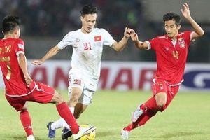 Tin AFF Cup 2018 ngày 20.11: HLV Myanmar 'bắt bài' tuyển Việt Nam; Báo Myanmar tự nhận 'cửa dưới'