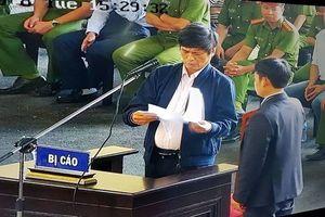 Bị cáo Nguyễn Thanh Hóa: 'Có thể do sức khỏe không tỉnh táo nên không khai đúng'
