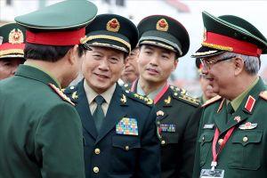 Giao lưu Hữu nghị Quốc phòng Việt Nam - Trung Quốc quy mô lớn nhất từ trước tới nay