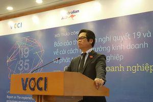 VCCI: 58% doanh nghiệp vẫn phải xin 'giấy phép con'