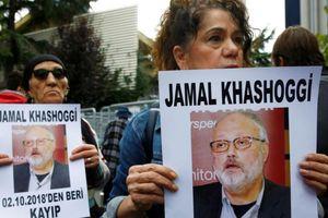 Tình tiết gây sốc mới vụ giết hại nhà báo Khashoggi