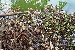 Lạng Sơn: Kim tiêm, rác thải, công trình trái phép 'vây' công viên