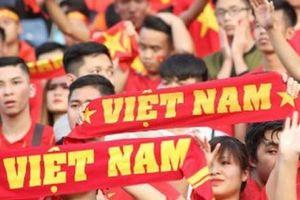 Myanmar chơi rắn, CĐV Việt Nam khóc thét