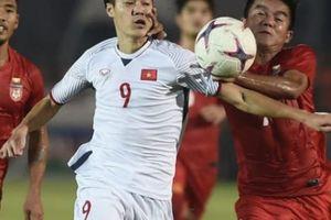 Chấm điểm Myanmar 0-0 Việt Nam: Trọng tài sáng nhất trận đấu!