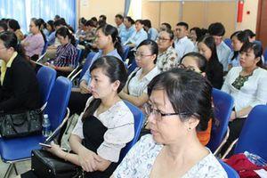 Phổ biến nghị quyết Đại hội Công đoàn Việt Nam và CĐ TP HCM đến cơ sở