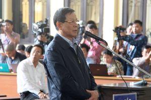 Ông Phan Văn Vĩnh thừa nhận tội 'Lợi dụng chức vụ'