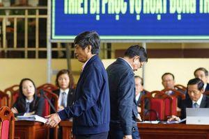 Phản cung tại tòa, ông Nguyễn Thanh Hóa nói khai trước đây do 'đầu óc không tỉnh táo'