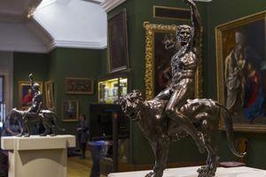 Tác phẩm điêu khắc bằng đồng còn sót lại của Michelangelo
