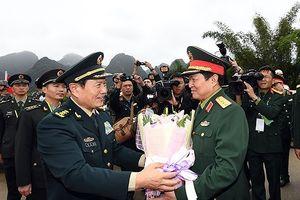 Giao lưu hữu nghị quốc phòng biên giới Việt Nam - Trung Quốc lần thứ 5