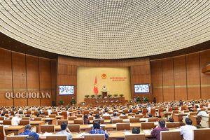 Hôm nay bế mạc Kỳ họp thứ 6, Quốc hội khóa XIV