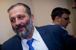 Bộ trưởng Nội vụ Israel Aryeh Deri bị truy tố về tội lừa đảo