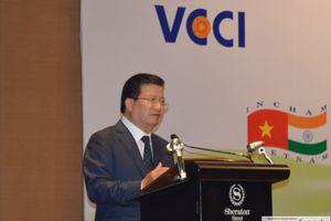 Sôi nổi thảo luận tại Diễn đàn Doanh nghiệp Việt Nam - Ấn Độ 2018