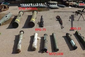 Syria: Bom của khủng bố được chế tạo từ ống nước, nhồi chất nổ và mảnh đạn