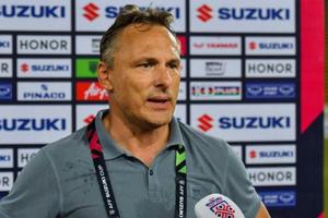 AFF Cup 2018: HLV Myanmar hài lòng khi giành 1 điểm trước đội tuyển Việt Nam