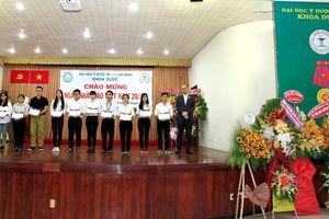 Công ty Rohto-Mentholatum (Việt Nam) tiếp sức cho thế hệ trẻ ngành y