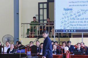 Cựu cục trưởng C50 Nguyễn Thanh Hóa lý giải về lời khai 'tiền hậu bất nhất'