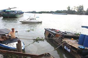 20 thùng axit chìm tại sông Đồng Nai được xử lý thế nào?