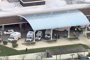 Một sĩ quan cảnh sát và hai nhân viên y tế bị bắn chết tại bệnh viện