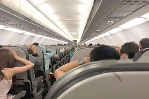Máy bay Vietjet từ TPHCM đi Hà Nội quay đầu vì cảnh báo sự cố giả