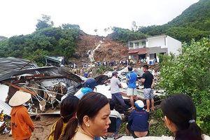 Chuyên gia nói về nguyên nhân sạt lở kinh hoàng ở Nha Trang
