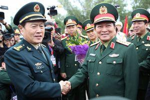 Quân đội Việt - Trung đẩy mạnh giao lưu, hợp tác hữu nghị