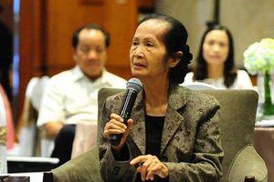 Bà Phạm Chi Lan: 'Cấp dưới quấy nhiễu, ảnh hưởng cả bộ máy thì phải thải ra'