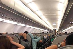 Máy bay Vietjet Air hạ cánh khẩn cấp do... cảnh báo giả