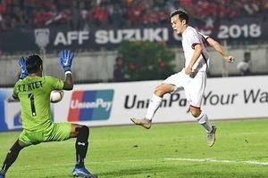 Trọng tài mắc lỗi, Việt Nam bị Myanmar cưa điểm