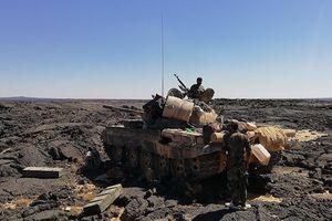Tan tác ở miền Nam Syria, IS gần như đã bị tiêu diệt hoàn toàn?