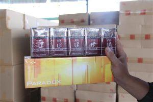 TPHCM là địa bàn trọng điểm vận chuyển, chứa trữ, buôn bán thuốc lá nhập lậu
