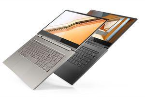 Laptop biến hình Lenovo Yoga C930 ra mắt thị trường Việt giá 49 triệu