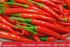 Vì sao ăn ớt tốt cho cơ thể?